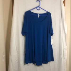 LuLaRoe Tops - blue LuLaRoe Perfect T